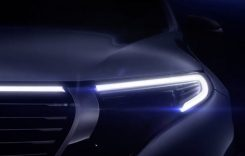 Mercedes EQC, primul membru al familiei electrice, va fi dezvăluit în curând