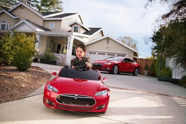 Mini-Tesla