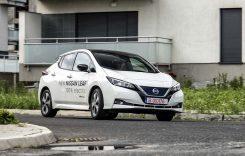 Test drive – Nissan Leaf Tekna