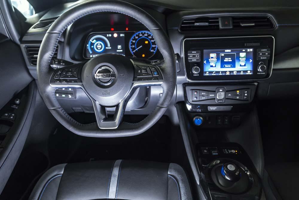 Rabla Nissan 2021 - Leaf autoexpert.ro