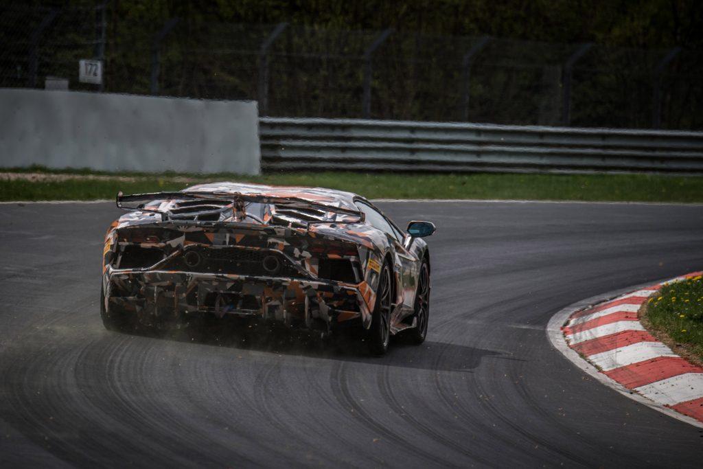 Noul Lamborghini Aventador SVJ (2)