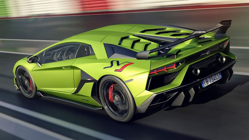 Noul Lamborghini Aventador SVJ (20)