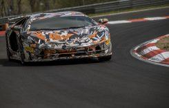 Noul Lamborghini Aventador SVJ doboară recordul de viteză la Nurburgring