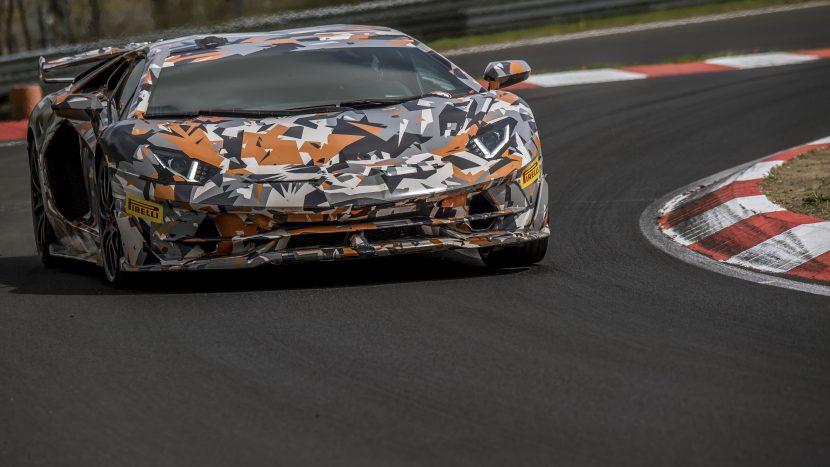 Noul Lamborghini Aventador SVJ (3)