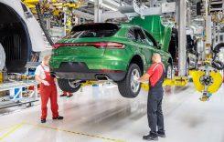 Ce rapid! Noul Porsche Macan facelift a intrat deja în producția de serie