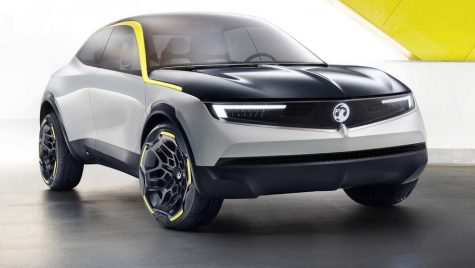 Opt modele Opel își vor face apariția până în 2020
