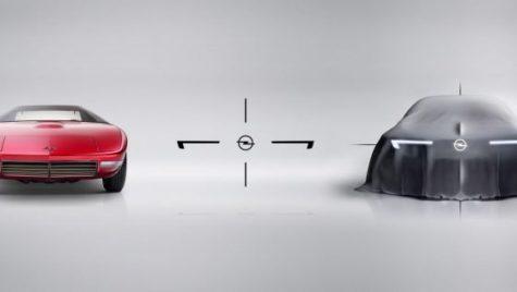 Opel GT X Experimental este conceptul care va inspira designul viitoarelor modele