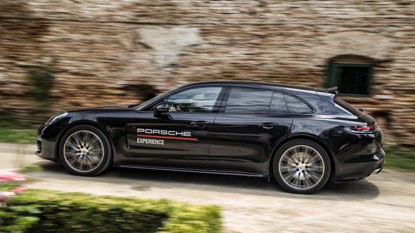 Test drive - Porsche Panamera 4 Sport Turismo