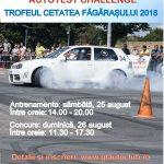 INTERNATIONAL AUTOTEST CHALLENGE 2018- ETAPA a IV-a -Trofeul Cetatea Făgărașului