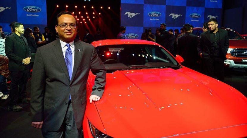 Prakash Patel șef Ford