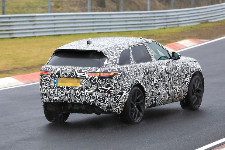 Range Rover Velar SVR