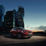 Renault Arkana - primele informații și fotografii oficiale