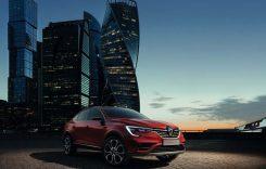 Renault Arkana – primele informații și fotografii oficiale