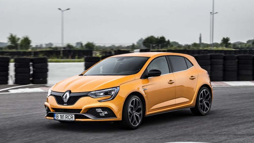 Test drive - Renault Megane RS