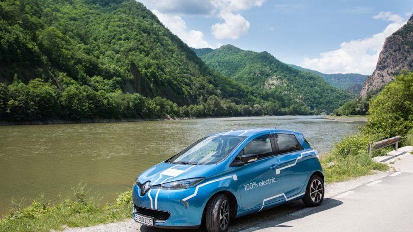 Test de consum - Renault ZOE ZE 40 Intens