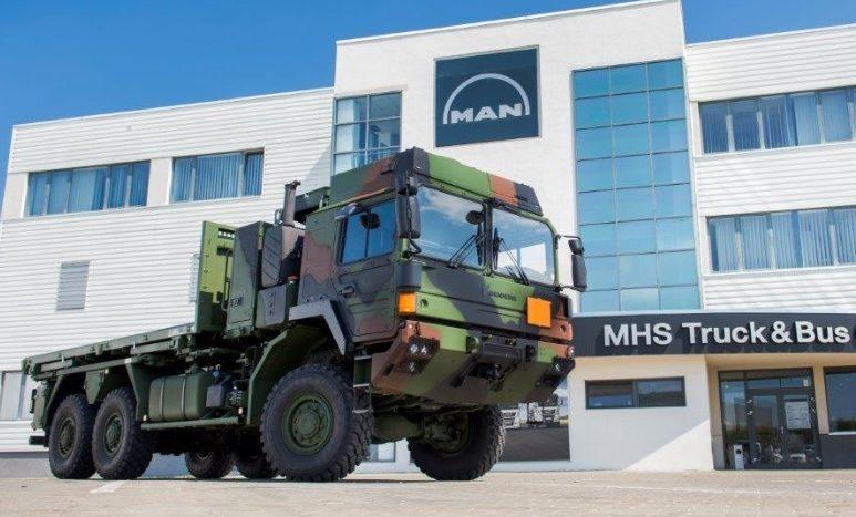 Roman SA ar putea să producă un camion militar german