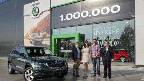 Un milion de SUV-uri Skoda – Cehii au motive de petrecere