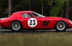 Un Ferrari din 1962 a fost vândut la licitație cu o sumă incredibilă