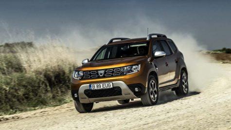 Top 10 vânzări SUV-uri mici în Europa: Duster ajunge pe locul 2 după primele opt luni