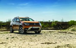Paris 2018: Dacia Duster primește două motorizări noi