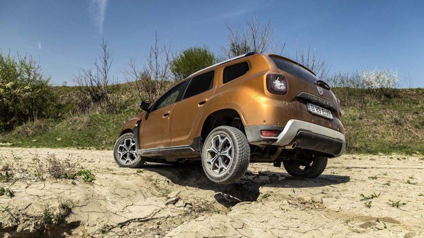 Dacia Duster primește un nou motor pe benzină