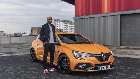 Fostul fotbalist Thierry Henry este noul ambasador Renault