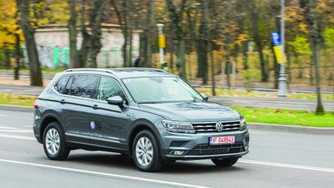 VW Tiguan Allspace 2.0 TDI DSG 4Motion Comfortline – Big Brother