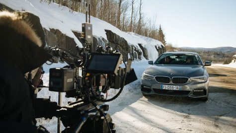 "BMW Seria 5 are rol principal în ""Tom Clancy's Jack Ryan"""