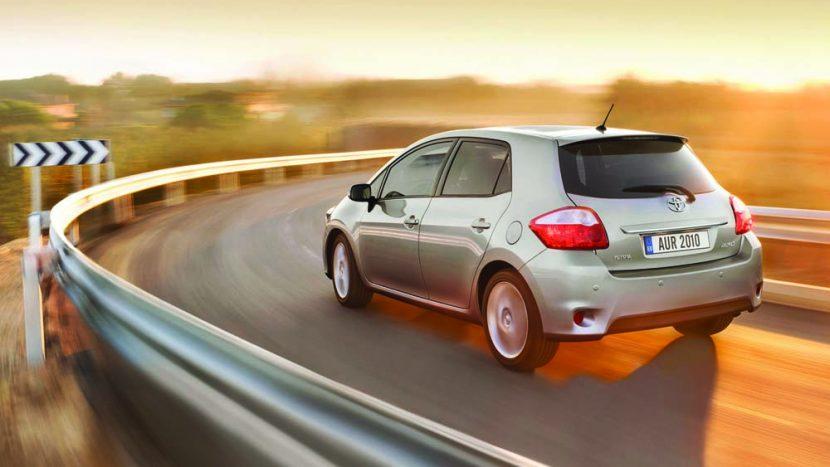Second hand Toyota Auris I - pentru familii