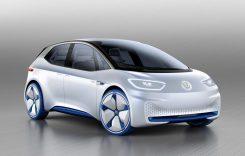 Volkswagen I.D. Neo ar putea fi numele primului EV de la VW