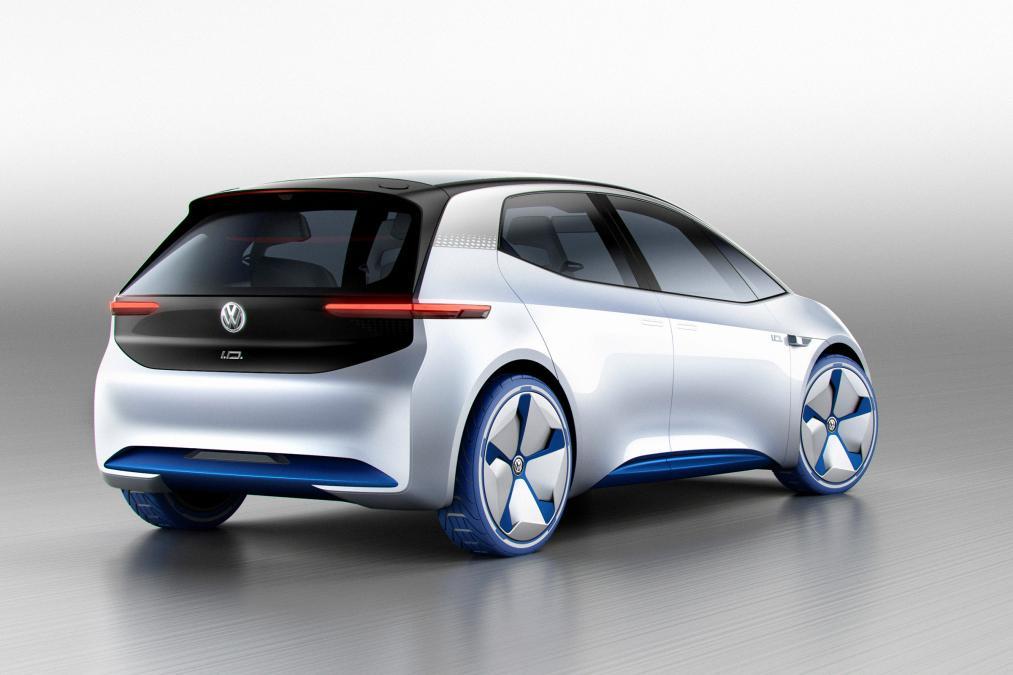 Volkswagen I.D. Neo 3