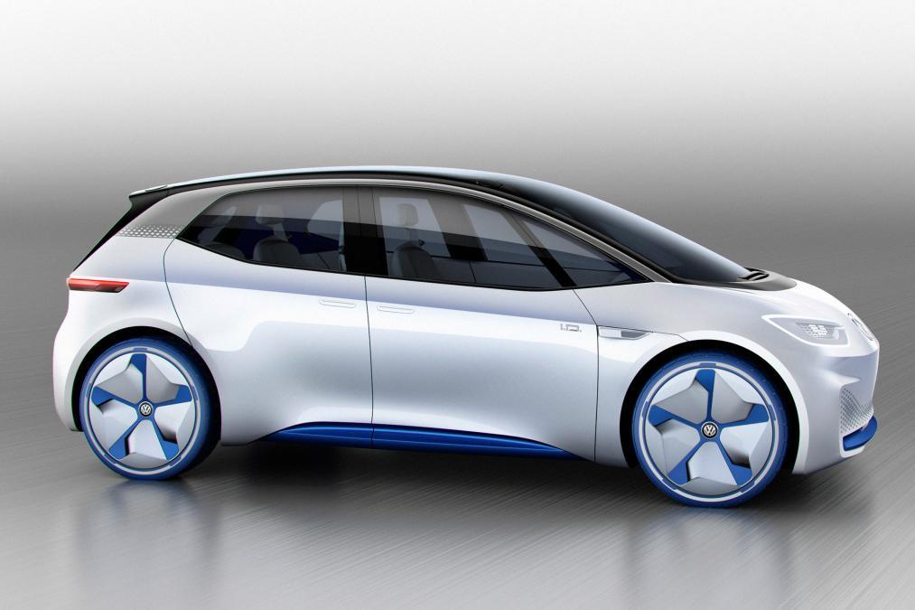 Volkswagen I.D. Neo 4