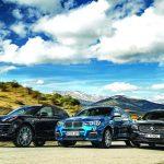 Clubul de sprint: Porsche Macan GTS versus Mercedes-AMG GLC 43 și BMW X4 M40i