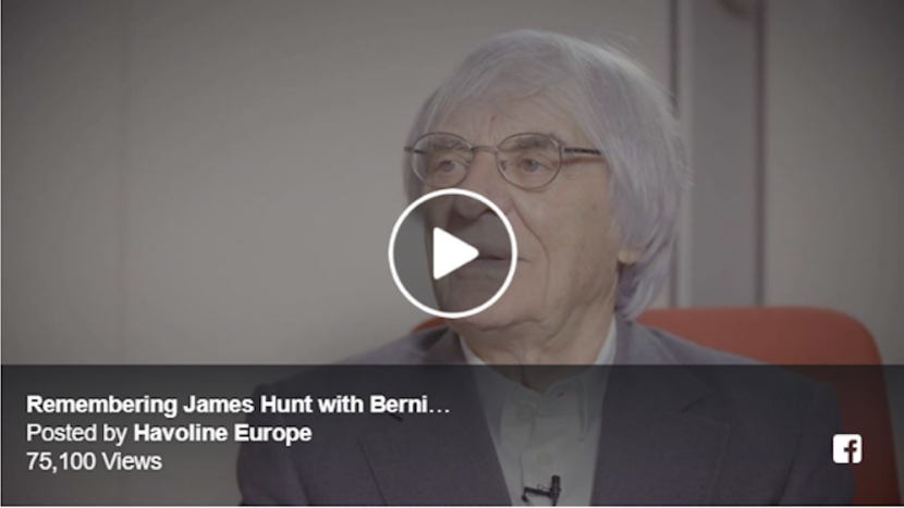 Legendele Formulei 1 intervievate de Freddie Hunt, ambasadorul Havoline