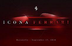 Un nou supercar Ferrari e în lucru