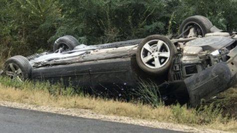 Președintele Igor Dodon, implicat într-un accident rutier grav