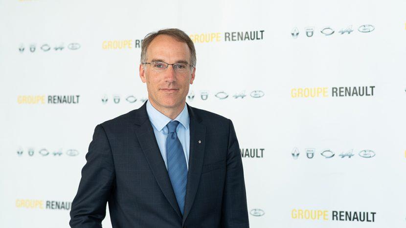 Demisie surprinzătoare la Dacia: Antoine Doucerain renunţă la poziţia de director general