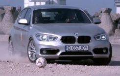 Derapaje filmate la 1000 fps – în rol principal BMW Seria 1