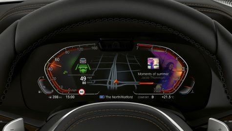 Așa va arăta interiorul noului BMW Seria 3? BMW dezvăluie bordul ultra-digitalizat al viitoarelor sale mașini