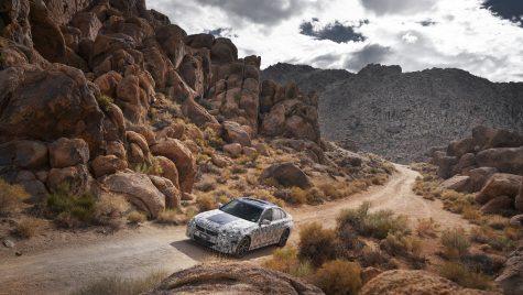 Viitorul BMW Seria 3 intră în faza finală a testelor