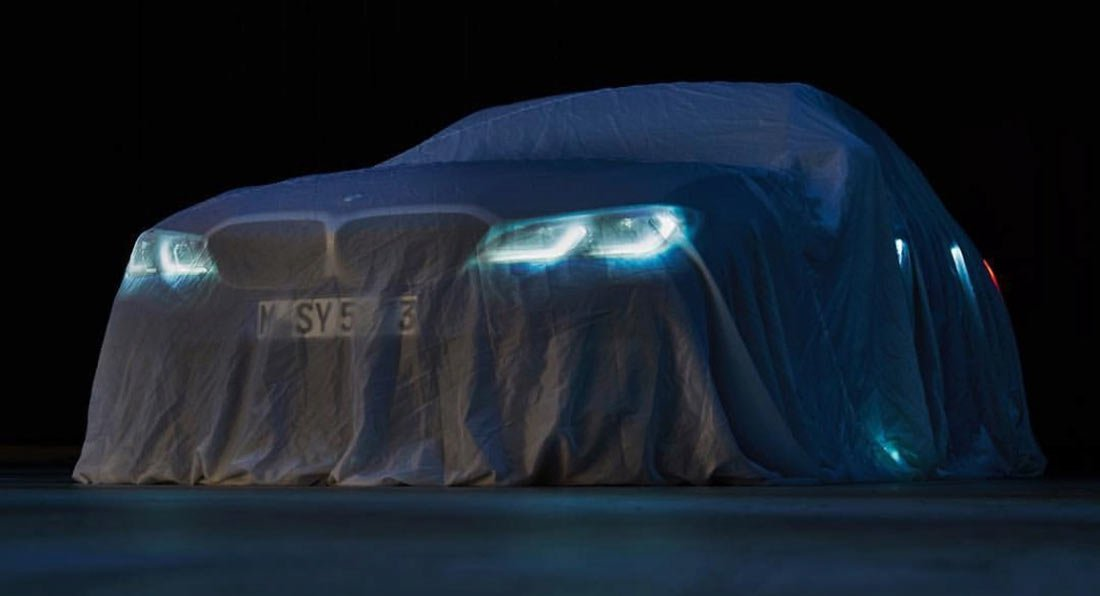 Viitorul BMW Seria 3 arată ca un Seria 5 mai mic