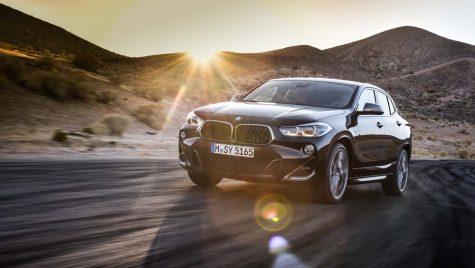 BMW X2 M35i – informații complete și galerie foto oficială
