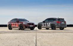 Teaser BMW X3 M și BMW X4 M. Super-SUV-urile vor fi prezentate curând