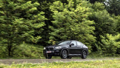Test drive – BMW X4 xDrive25d M Sport