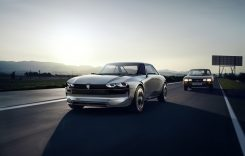 Peugeot e-Legend – Cel mai spectaculos concept de la Paris poate deveni model de serie