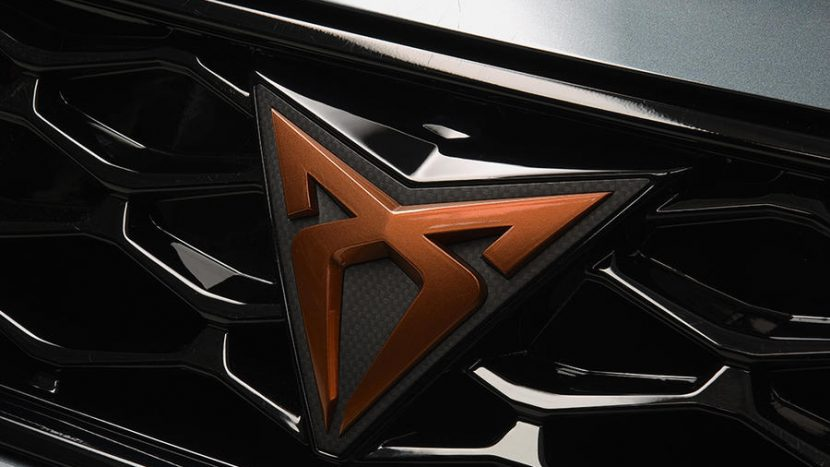 SUV Cupra logo