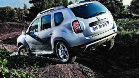 Second hand – Dacia Duster 1