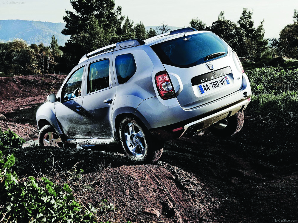 Second hand - Dacia Duster 1
