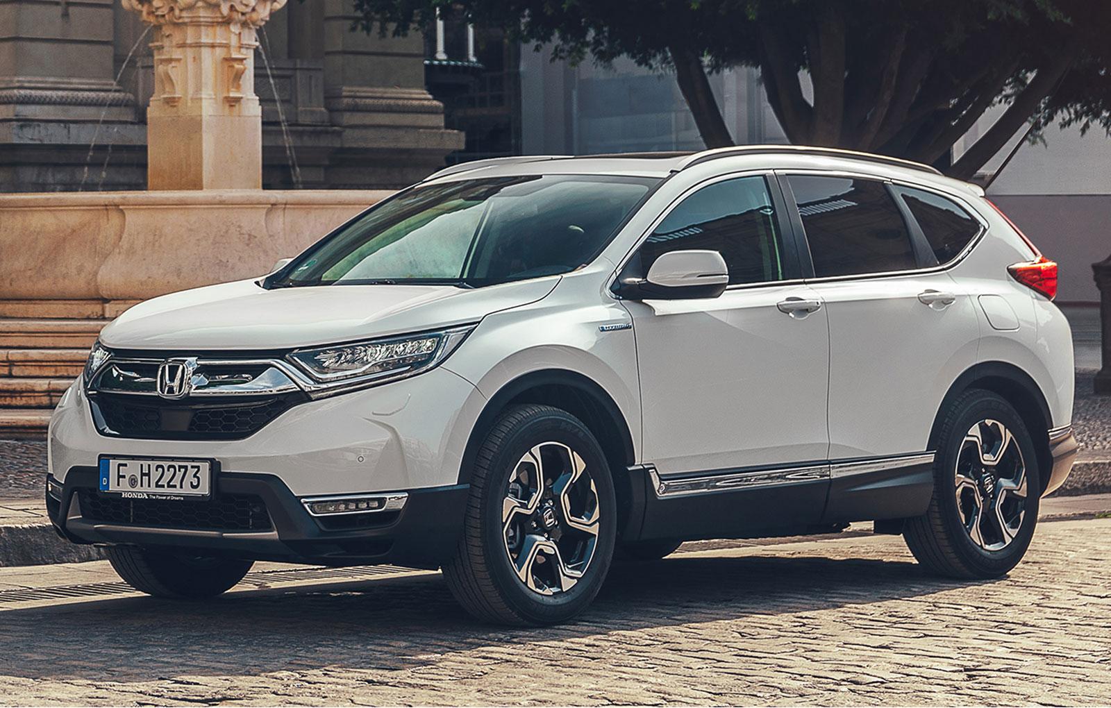 Honda CR-V Hybrid 2