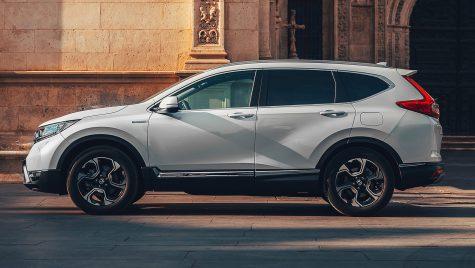 Honda CR-V Hybrid – prețuri în România